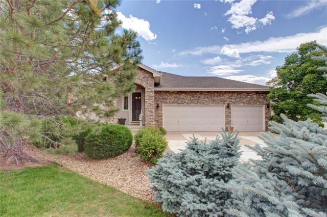 600 Stafford Circle, Castle Rock, CO 80104 (#4722187) :: The Peak Properties Group