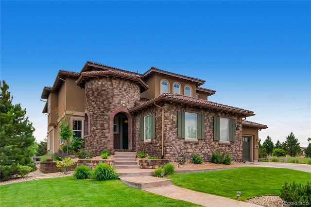 150 Maplehurst Drive, Highlands Ranch, CO 80126 (#4722218) :: Kimberly Austin Properties