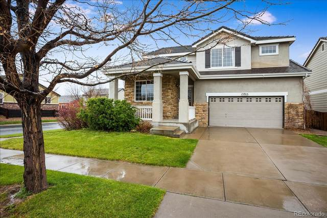 15915 E 97th Avenue, Commerce City, CO 80022 (#4722226) :: Mile High Luxury Real Estate
