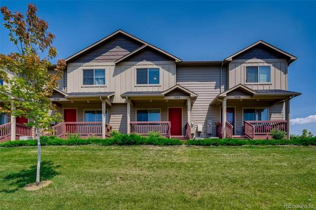 3660 W 25th Street #1505, Greeley, CO 80634 (#4722272) :: The DeGrood Team