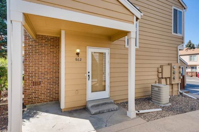 862 Summer Drive, Highlands Ranch, CO 80126 (#4722528) :: The Galo Garrido Group