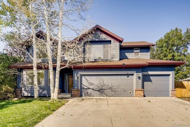 6013 Brandywine Court, Boulder, CO 80301 (MLS #4722741) :: Kittle Real Estate