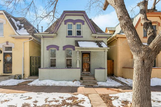1034 29th Street, Denver, CO 80205 (MLS #4722750) :: 8z Real Estate