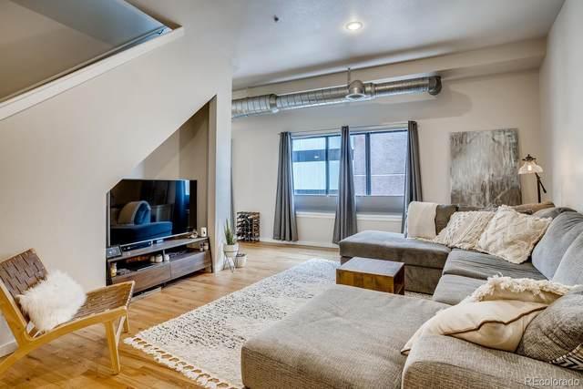 70 W 6th Avenue #202, Denver, CO 80204 (MLS #4722887) :: 8z Real Estate