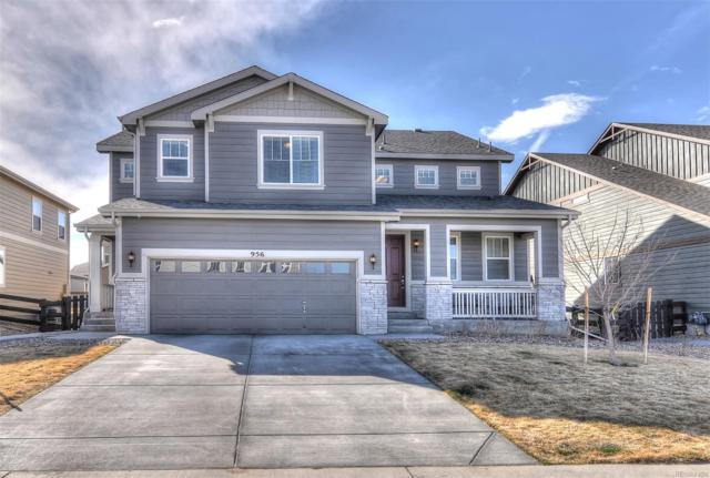 956 Old Wagon Trail Circle, Lafayette, CO 80026 (#4722997) :: My Home Team