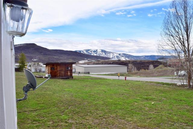 2900 W Acres Drive #53, Steamboat Springs, CO 80487 (MLS #4723144) :: The Sam Biller Home Team