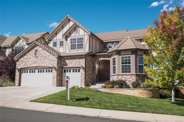 6679 Esmeralda Drive, Castle Rock, CO 80108 (#4723361) :: The HomeSmiths Team - Keller Williams