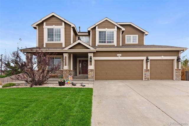 393 Montezuma Street, Brighton, CO 80601 (#4723548) :: Colorado Home Finder Realty