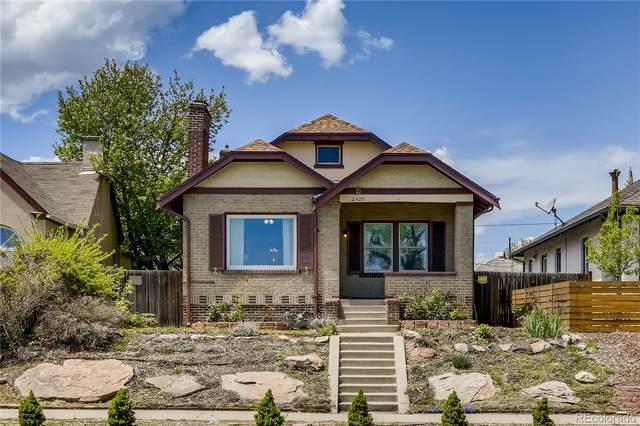 2429 York Street, Denver, CO 80205 (MLS #4723724) :: Wheelhouse Realty