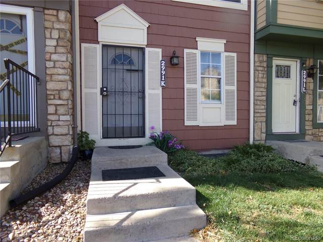 2991 W 81st Avenue K, Westminster, CO 80031 (MLS #4723984) :: 8z Real Estate