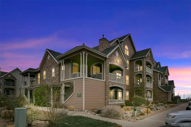 18919 E Warren Circle B-303, Aurora, CO 80013 (MLS #4724479) :: 8z Real Estate