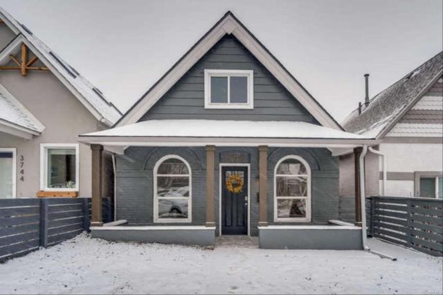 3740 Mariposa Street, Denver, CO 80211 (#4724859) :: Wisdom Real Estate