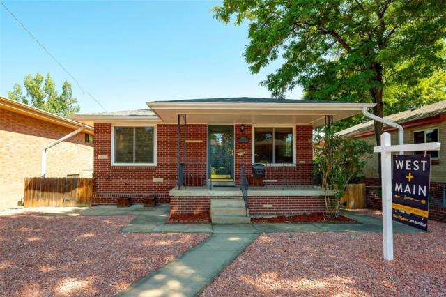 4835 W 34th Avenue, Denver, CO 80212 (MLS #4724982) :: Kittle Real Estate