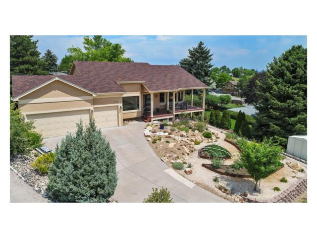 6818 Dudley Circle, Arvada, CO 80004 (MLS #4725356) :: 8z Real Estate