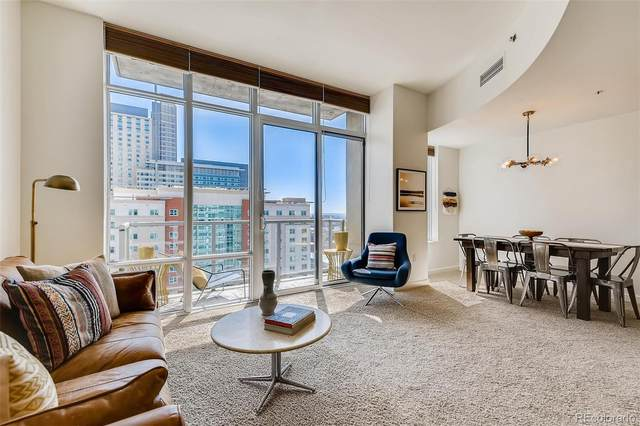 891 14th Street #2012, Denver, CO 80202 (MLS #4725915) :: 8z Real Estate