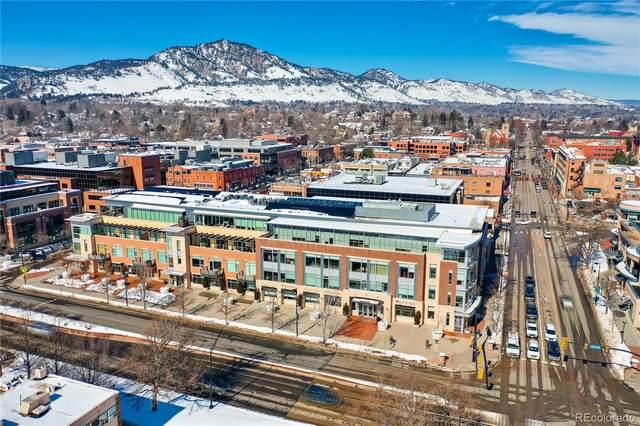 1155 Canyon Boulevard #204, Boulder, CO 80302 (#4725957) :: The Gilbert Group
