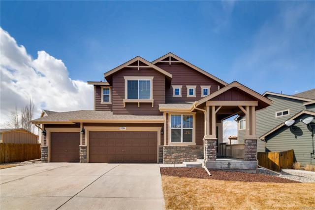 2284 Black Duck Avenue, Johnstown, CO 80534 (MLS #4726995) :: 8z Real Estate