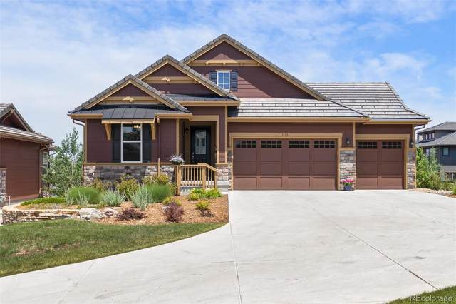 15703 Burrowing Owl Court, Morrison, CO 80465 (#4727008) :: The DeGrood Team
