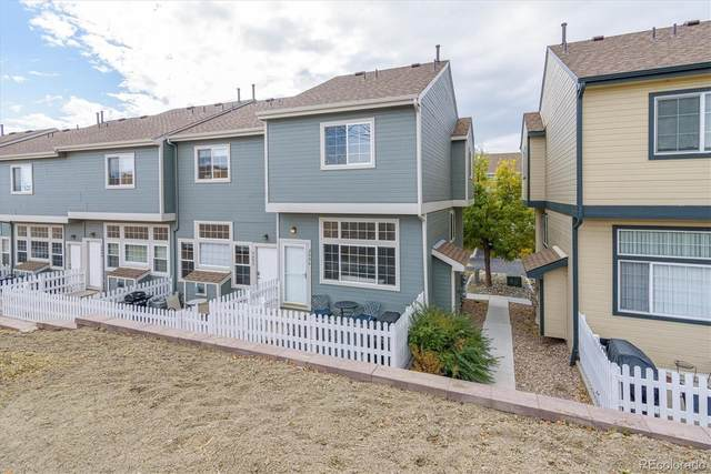 8199 Welby Road #2406, Thornton, CO 80229 (MLS #4727304) :: Re/Max Alliance