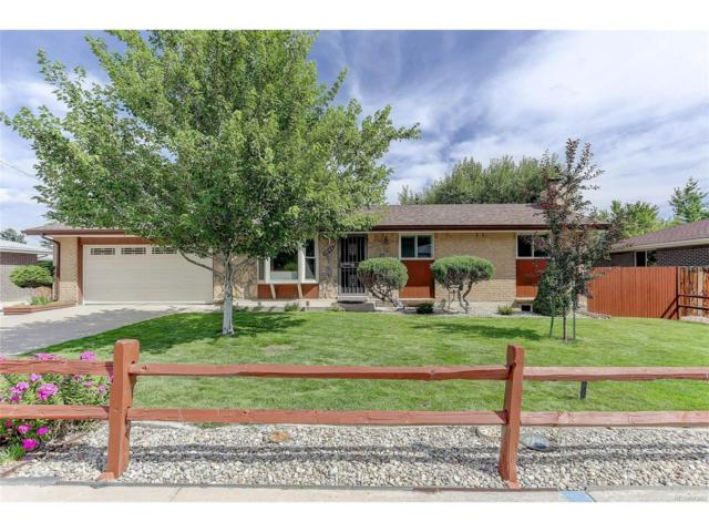 12145 W 7th Place, Lakewood, CO 80401 (#4727491) :: Ford and Associates
