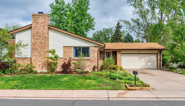 4447 E Lake Circle South, Centennial, CO 80212 (#4727868) :: 5281 Exclusive Homes Realty