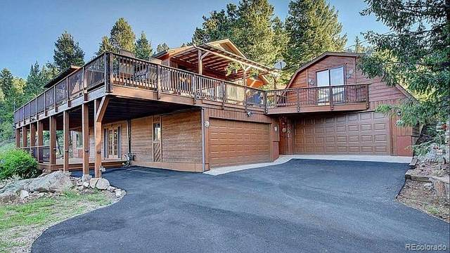 25893 Mosier Street, Conifer, CO 80433 (#4728241) :: Finch & Gable Real Estate Co.