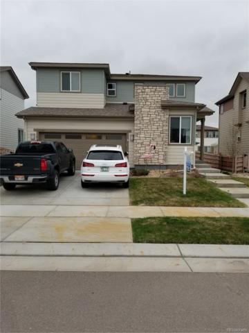 17548 E 111th Place, Commerce City, CO 80022 (#4728716) :: The DeGrood Team