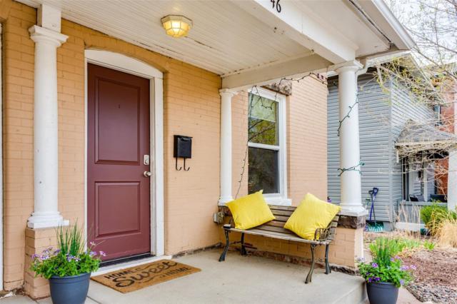 46 W Bayaud Avenue, Denver, CO 80223 (#4728721) :: Colorado Home Finder Realty
