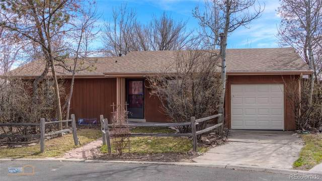 6 Pinon Place, Broomfield, CO 80020 (MLS #4728758) :: Kittle Real Estate