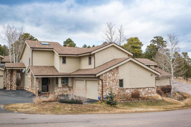 2285 Augusta Drive, Evergreen, CO 80439 (#4728821) :: The Peak Properties Group