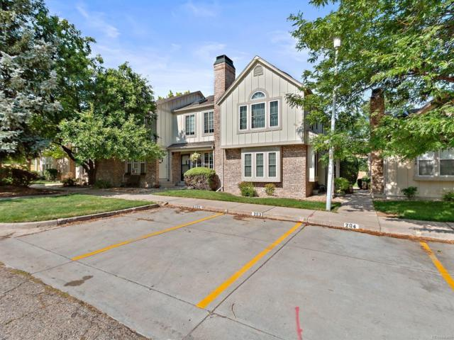 3086 W 107th Place F, Westminster, CO 80031 (#4728890) :: The Peak Properties Group