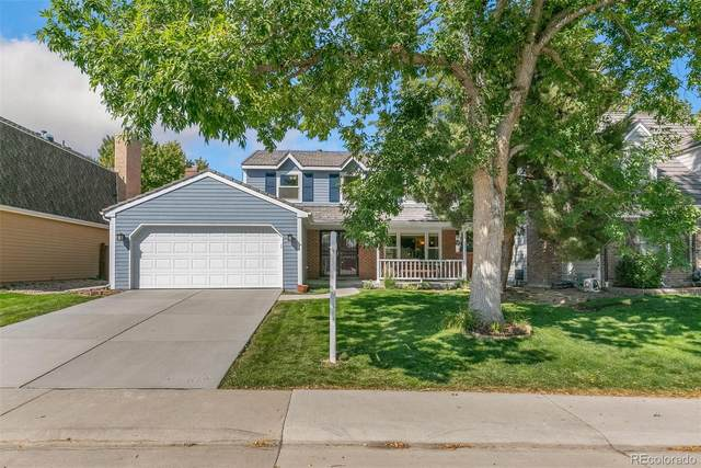 7476 S Ivy Way, Centennial, CO 80112 (#4729091) :: Chateaux Realty Group