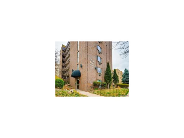 1045 N Pennsylvania Street #101, Denver, CO 80203 (MLS #4729648) :: 8z Real Estate