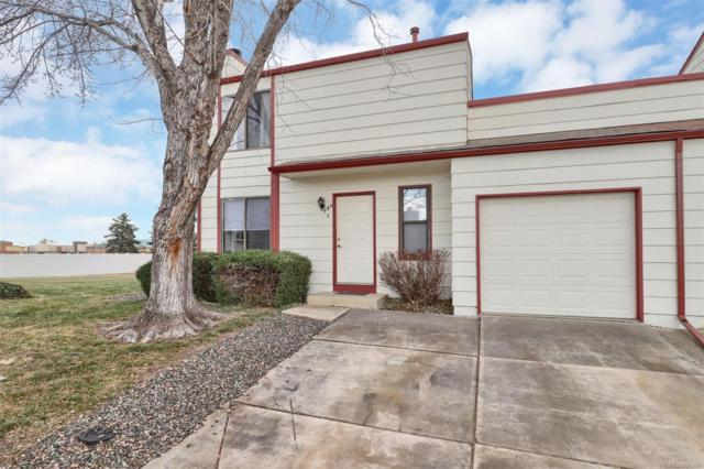 990 W 133rd Circle E, Westminster, CO 80234 (#4729660) :: Colorado Home Finder Realty