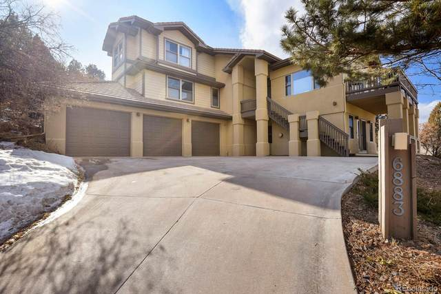 6883 Big Horn Trail, Littleton, CO 80125 (#4730002) :: Re/Max Structure