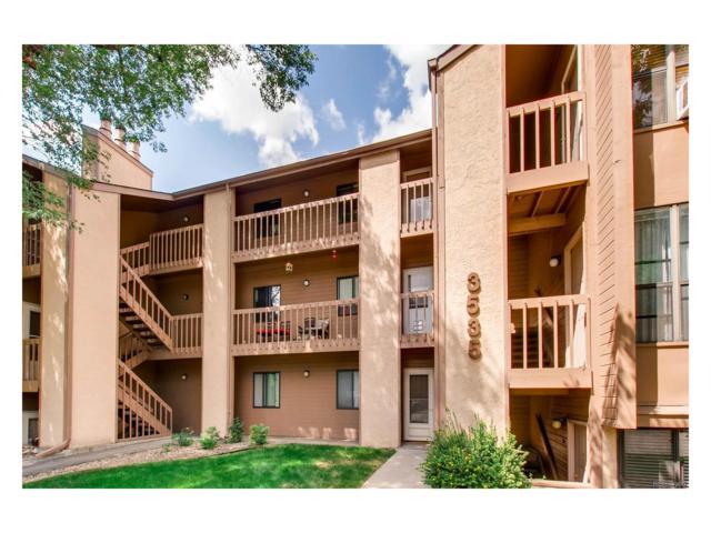 3535 28th Street #303, Boulder, CO 80301 (MLS #4730370) :: 8z Real Estate