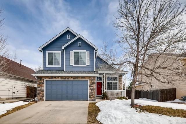 182 Hampstead Avenue, Castle Rock, CO 80104 (#4730770) :: The HomeSmiths Team - Keller Williams