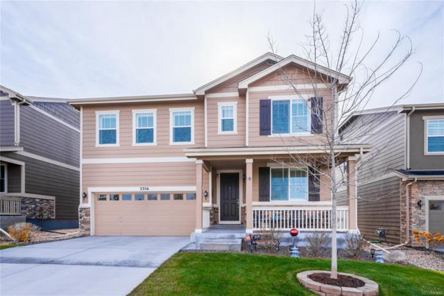 3356 E 141st Place, Thornton, CO 80602 (#4731084) :: The Pete Cook Home Group