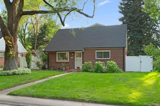 2855 S High Street, Denver, CO 80210 (#4731094) :: Wisdom Real Estate