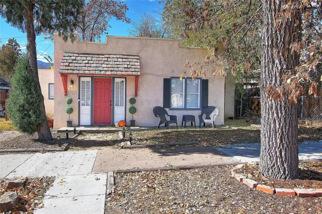 112 N Walnut Street, Colorado Springs, CO 80905 (MLS #4731513) :: 8z Real Estate