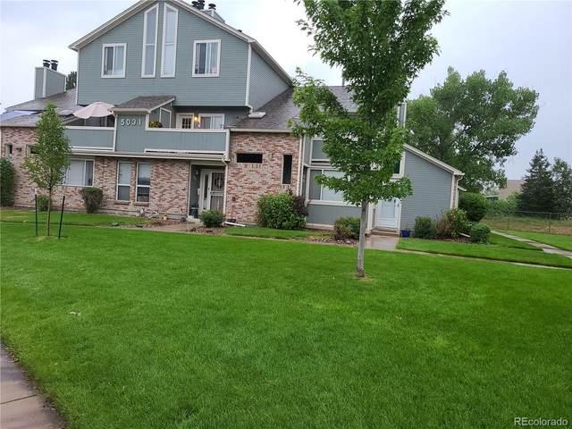 5031 Garrison Street 202G, Wheat Ridge, CO 80033 (MLS #4732006) :: Stephanie Kolesar