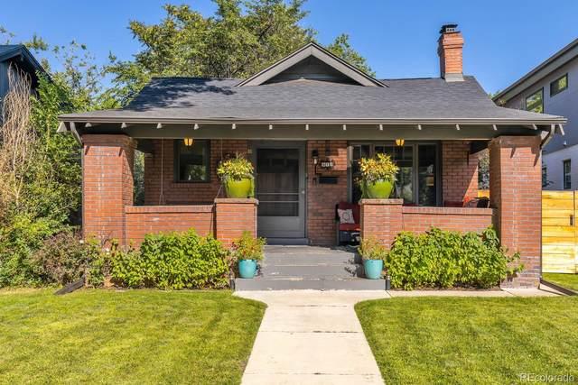 918 S Gaylord Street, Denver, CO 80209 (MLS #4732595) :: 8z Real Estate