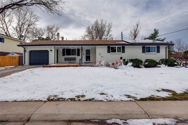 12472 W 65th Avenue, Arvada, CO 80004 (MLS #4732667) :: The Sam Biller Home Team