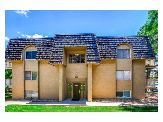 7645 E Quincy Avenue #101, Denver, CO 80237 (MLS #4732852) :: 8z Real Estate