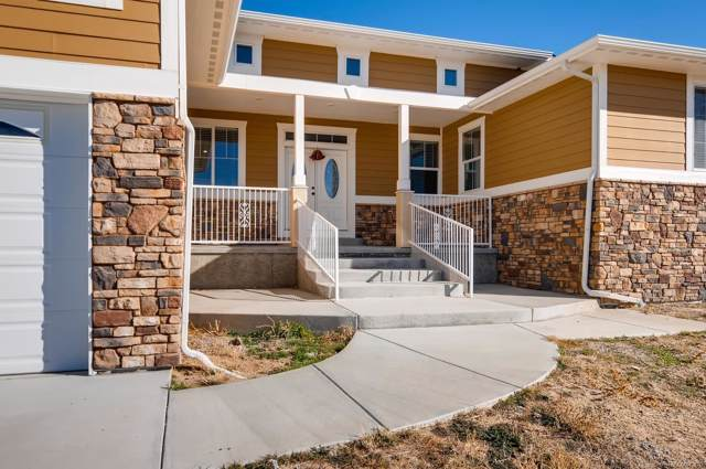 1708 S Indianfield Street, Bennett, CO 80102 (#4733614) :: The DeGrood Team