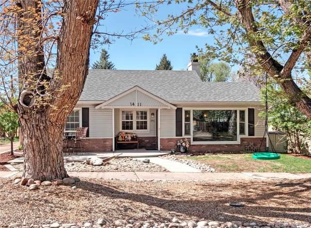 1411 E Dale Street, Colorado Springs, CO 80909 (#4733624) :: The DeGrood Team