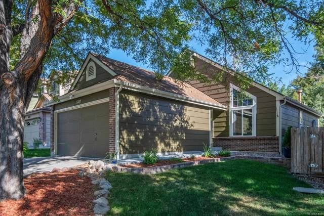 5427 W 115th Drive, Westminster, CO 80020 (#4734836) :: The Heyl Group at Keller Williams