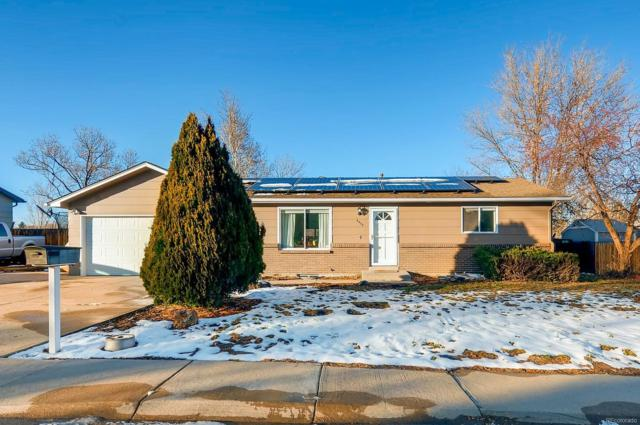 6353 W 78th Avenue, Arvada, CO 80003 (#4734855) :: Berkshire Hathaway Elevated Living Real Estate