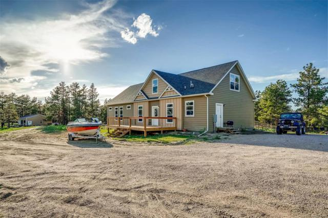 24347 County Road 77, Calhan, CO 80808 (#4735204) :: Mile High Luxury Real Estate