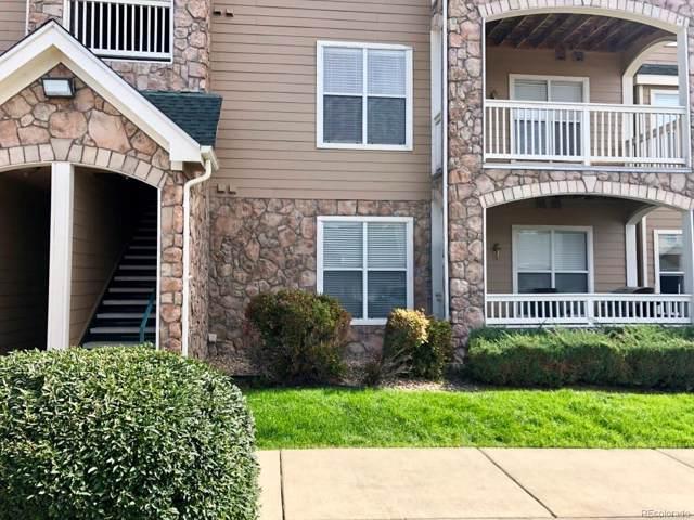 18930 E Warren Circle D-202, Aurora, CO 80013 (MLS #4735205) :: 8z Real Estate
